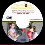 Boxing Fitness Training DVD